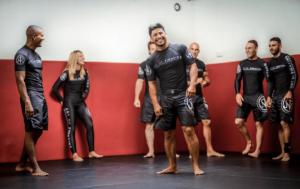 cours d'art martiaux