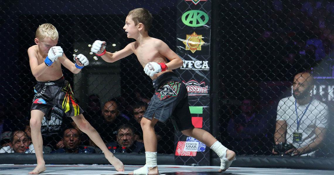 cours de mma et boxe pour enfant à nice